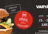 Burger Street Festival Karlovy Vary