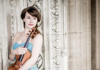 Houslistka Ludmila Pavlová a její klavírní trio