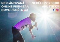 LIVE stream – Richard Krajčo s premiérou nové písně