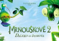 LIVE stream - Mrňouskové: Daleko od domova - Vaše Kino