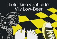 Letní kino v zahradě Vily Löw-Beer
