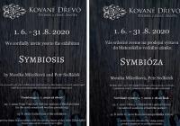 Symbióza: Výstava kovaného dřeva