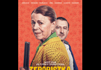 Kinobus 2020 - Teroristka - Praha Letňany