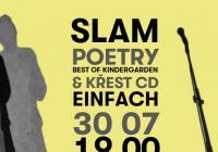 Slam poetry na Terase