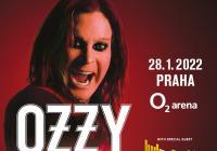 Ozzy Osbourne + Judas Priest v Praze