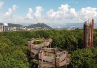 Rozhledna Funpark, Most