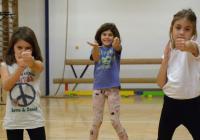 Kung Fu pro děti na Jižním Městě