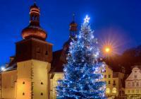 LIVE stream - Rozsvícení vánočního stromu online v Náchodě