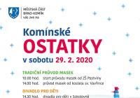 Komínské ostatky 2020 - Brno