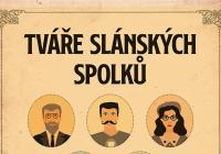 Tváře slánských spolků / Fotografická tabla slánských spolků a sdružení 19. a 20. století