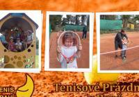 Příměstský tenisový tábor v Brně