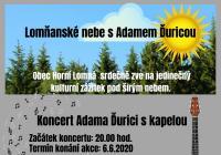 Lomňanské nebe 2020