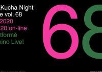 LIVE stream - Moje kino LIVE - PechaKucha Night Prague Vol.68