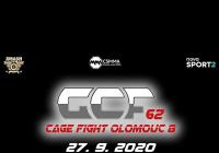GCF 62: MMA Cage Fight Olomouc 8