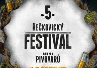 Řečkovický festival minipivovarů 2020