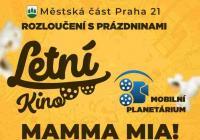 Rozloučení s prázdninami - Praha 21