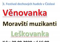 3. Festival dechových hudeb v Čáslavi