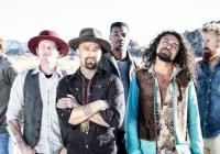 Nahko and Medicine for the People v Praze