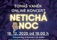 LIVE stream - Netichá noc Tomáš Vaněk