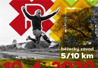 RunX - běžecký závod - Praha Radotín