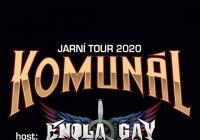Komunál: Tour 2020 Naše věc