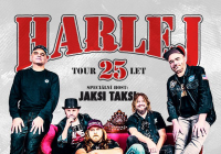 Harlej: 25 let Tour
