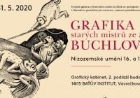 Grafika starých mistrů ze zámku Buchlovice / Nizozemské umění 16. a 17. století