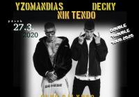 Yzomandias, Nik Tendo, Decky Přeloženo