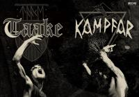 Taake / Kampfar / Necrowretch v Praze - Přeloženo