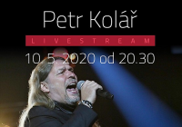 LIVE stream - Petr Kolář