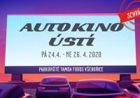Autokino – Ústí nad Labem