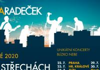 O5 a Radeček - Turné na střechách 2020 - Praha