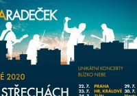 O5 a Radeček - Turné na střechách 2020 - Olomouc
