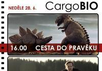 CargoBIO - kino na lodi Cesta do pravěku / Signál