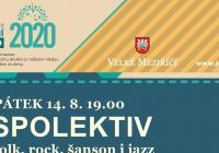 Spolektiv koncert - Velkomeziříčské kulturní léto 2020