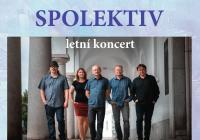 Spolektiv koncert - Kulturní léto v Třešti
