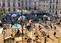 Zažít město jinak - Mariánské náměstí Praha