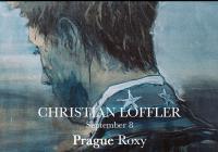 Christian Löffler v Praze