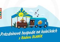 Prázdninová hospoda na kolečkách s Rádiem BLANÍK
