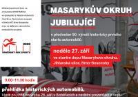 Masarykův okruh jubilující - Brno Bosonohy