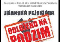 Pejskiáda - Brno