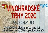 Vinohradské trhy 2020