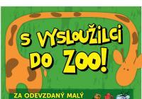 S vysloužilci do zoo Brno zdarma