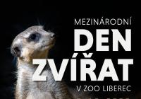 Den zvířat v Zoo Liberec