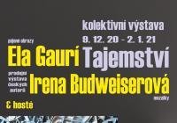 Tajemství 2020 - prodejní výstava českých autorů