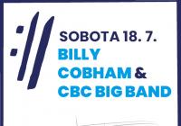 Mezinárodní hudební festival Český Krumlov 2020 - Billy Cobham