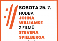 Mezinárodní hudební festival Český Krumlov 2020 - Great directors and their composers: Steven Spielberg & John Williams