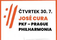 Mezinárodní hudební festival Český Krumlov 2020 - José Cura, Barbora Kubíková Přeloženo