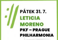 Mezinárodní hudební festival Český Krumlov 2020 - Leticia Moreno ZRUŠENO