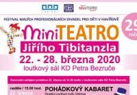 Mini Teatro Jiřího Tibitanzla